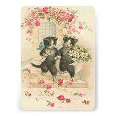 ReviewVintage Wedding Kittens Personalized AnnouncementYes I can say you are on right site we just collected best shopping store that have