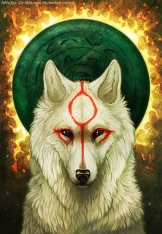 Sacred god by Za-Akranoia.deviantart.com on @deviantART