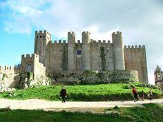Castillo de Óbidos. Portugal