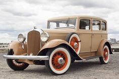 1932 Plymouth PB Sedan