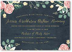 Artistic Wedding Paper Divas Wedding Invitations | 5 FREE Samples & Free Shipping | Shutterfly