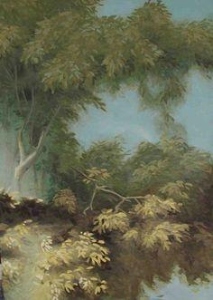 Fragonard inspired trees. www.artisanfinishes.net