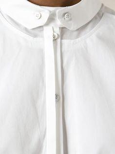 O'2nd sleeveless cropped shirt