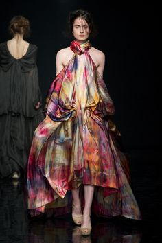 Yiquing Yin Haute Couture Automne-Hiver 2012-2013|8