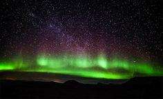 I dream of seeing an Aurora Borealis in my LIFETIME!!!
