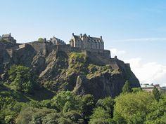 Edinburg Castle.
