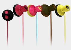 Only a few more hours to get these beauties for $5.99...Bass Piiq Headphones... Colors galore!