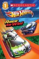 Race to win! / by Ace Landers ; illustrated by Dave White.