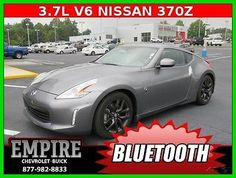 cool 2016 Nissan 370Z 2dr Cpe Auto 3.7 V6 Front and Rear Anti Roll Bars - For Sale