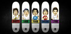Plan B SkateBoards III