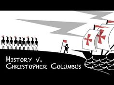 Via Ted-Ed Originals: Brilliant video showing the power of visual content: History vs. Christopher Columbus - Alex Gendler