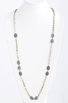 Patina Kayla Necklace on Emma Stine Limited