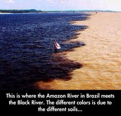 When Two Rivers Meet
