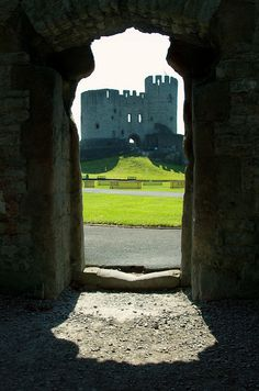 Dudley Castle, West Midlands, UK