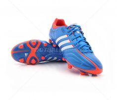 Botas de fútbol Adidas Adipure 11PRO JR TRX FG JUNIOR | Bright Blue / Infrared 139,95€ (G61784) #botas #futbol #adidas #soccer #boots #football #footballprice