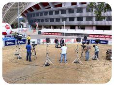 Cobertura desde Costa Rica para la Copa CentroAmericana