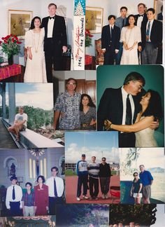 Brainard Christmas Photos 1994
