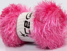 Fiber Content 80% Polyester 20% Lurex Pink Brand Ice Yarns fnt2-46558