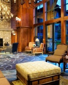 The Village Lodge - Mammoth Lakes, California #Jetsetter