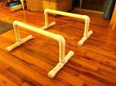 Instinct Running: DIY Fitness Equipment