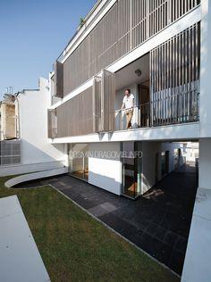 HOUSING UNIT BY ADN ARCHITECTURE OFFICE . BUCHAREST . 2011 .