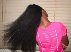 For a complete grasp of relaxing and minimising hair loss from relaxing, please ensure you have read part 1 of this post. Preparing black hair for relaxing should commence a week before the relaxer date. Texturizer On Natural Hair, Hair Regimen, Relaxer, My Hairstyle, Kinky Hair, Relaxed Hair, Black Girls Hairstyles, Hair Loss, Hair Growth