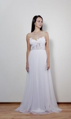 Lace top simple dress from grace loves lace, $999.00