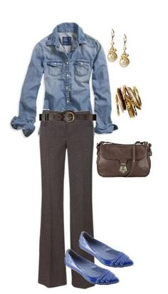 A great outfit to wear to work... gotta have it...