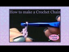 How to Single Crochet Stitch: Beginner Crochet - YouTube