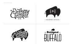 Brickyard Buffalo Branding - by octoberink.com