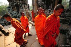 At Angkor Thom