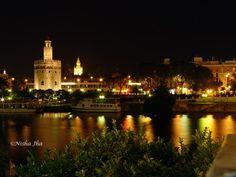Torre del Oro (Sevilla), by @cemonde