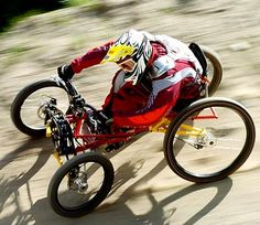 Cool wheelchair accessories, plus articles and interviews about wheelchairs, wheelchair equipment and wheelchair sports. Outdoor Centre, Wheelchair Accessories, Lillehammer, Speed Racer, Mountain Biking, Trip Planning, Kayaking, Innovation, Bicycle