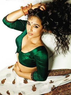 Oily vidya balan naked for mad