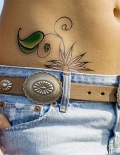 Gorgeous Daisy Tattoo Designs: My Cool Daisy Tattoo Design And Meaning For Women ~ tattooeve.com Tattoo Design Inspiration