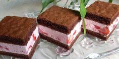 A to je najbitnije! Slovak Recipes, Czech Recipes, Russian Recipes, Cake Bars, Dessert Bars, Dessert Recipes, Oreo Cupcakes, Cake Cookies, Kolaci I Torte