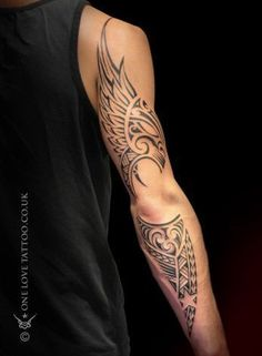 One Love Tattoo, London #tattoospolynesiansleeve #polynesiantattoosturtle