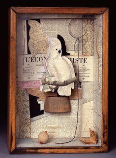 Joseph Cornell | Exhibition | Royal Academy of Arts