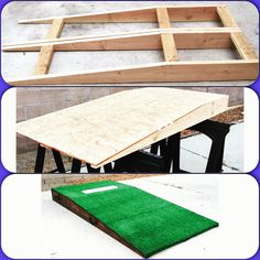 Building A Portable Pitching Mound Sports Pinterest Portable