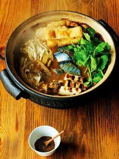 【ELLE a table】さばの味噌鍋レシピ エル・オンライン