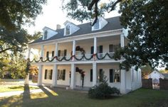 Holiday Tour of Homes in Natchitoches, Louisiana puts on its best for the holidays.  Learn more about the Holiday Trail of Lights events.