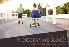 DrewB is a family photographer and owner ofDrewB Photography. She also writes a popular blog for moms who love photography calledMom*tog. I have a confession. I thought I only wanted one child. I...