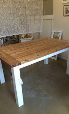 Farmhouse Tables - Into The Woods - Custom Farmhouse Tables | Into The Woods - Custom Farmhouse Tables Farmhouse Table For Sale, Woods, Tables, Dining Table, Furniture, Home Decor, Mesas, Decoration Home, Room Decor