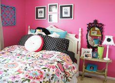 Tween queen room
