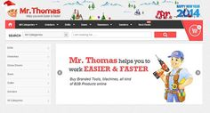 Mr. Thomas Takes DIY and #Hardware #Tools to India's #ecommerce Market