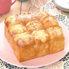 Healthy Apple Desserts, Healthy Baking, Sweets Recipes, Cake Recipes, Cooking Recipes, Challah Bread Recipes, Making Sweets, Japanese Bread, Food Menu