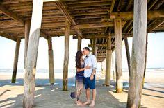 #engagementsession @Avalon, NJ  #maggiejphotography