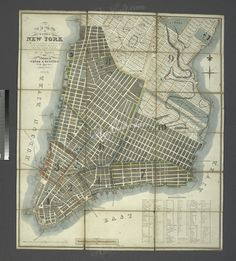 New york city map 1944 new york city manhattan street map vintage antiquemaps 02863 0764 plan of the city of new york artscult artscult artscult vintage printable public domain 300 dpi commercial use 1800s 1700s 1900s malvernweather Gallery