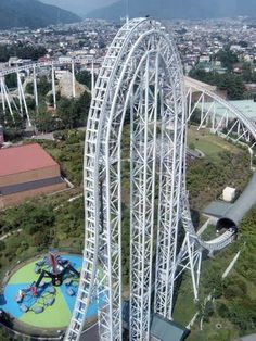 scariest roller-coster ever- Japan