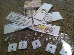 """""""Five Little Monkey's Jumping on the Bed"""" Read, Question/Answer, count Ideas! Special Education Classroom, Early Education, Preschool Classroom, Classroom Ideas, Book Activities, Toddler Activities, Monkey Jump, Five Little Monkeys, Comprehension Questions"""